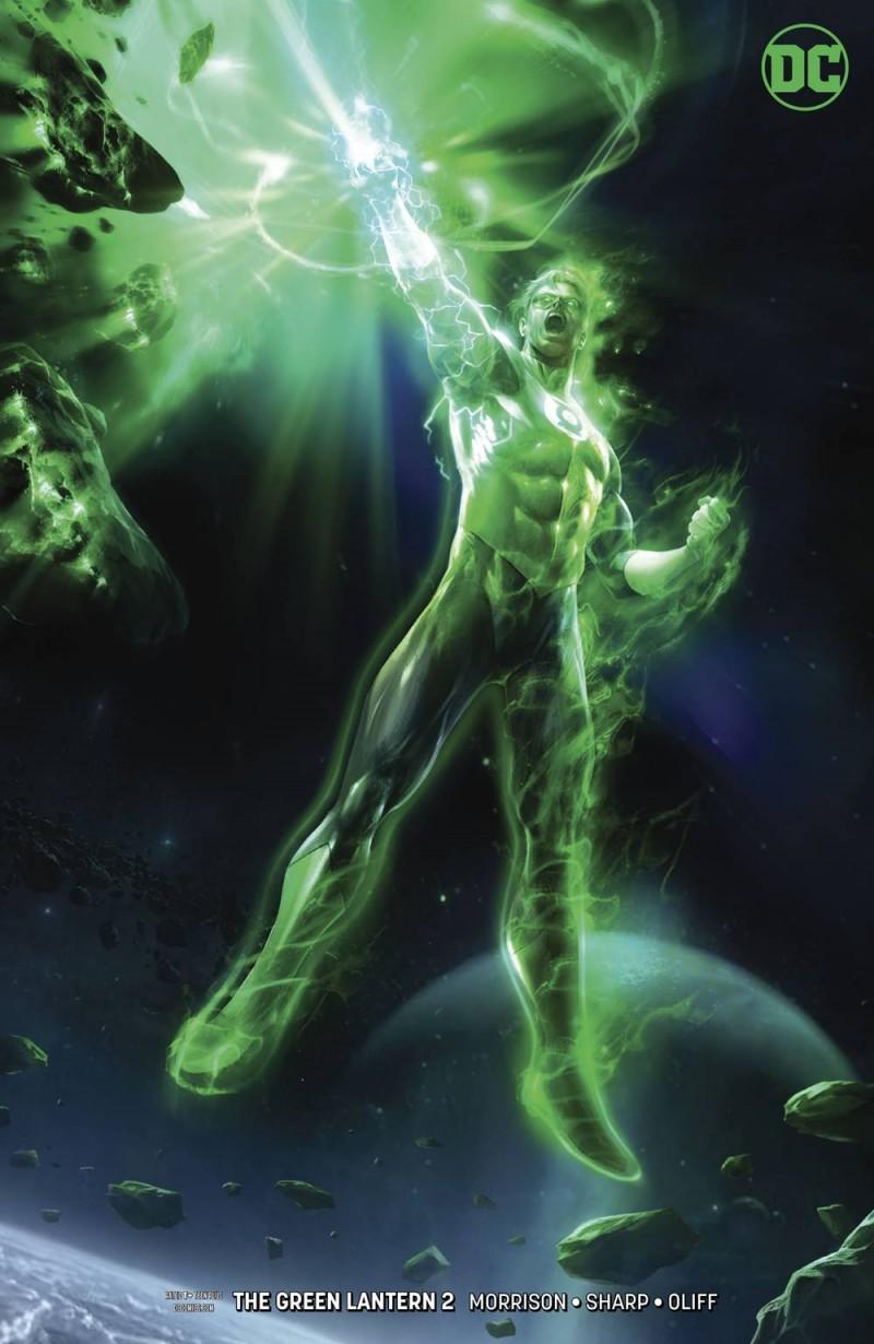 Green Lantern V6 #2 CVR B