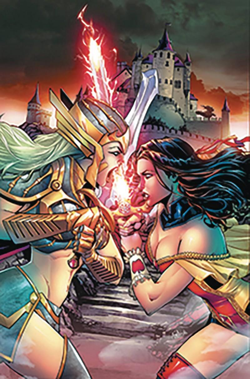 Grimm Fairy Tales  #24 CVR B Spay