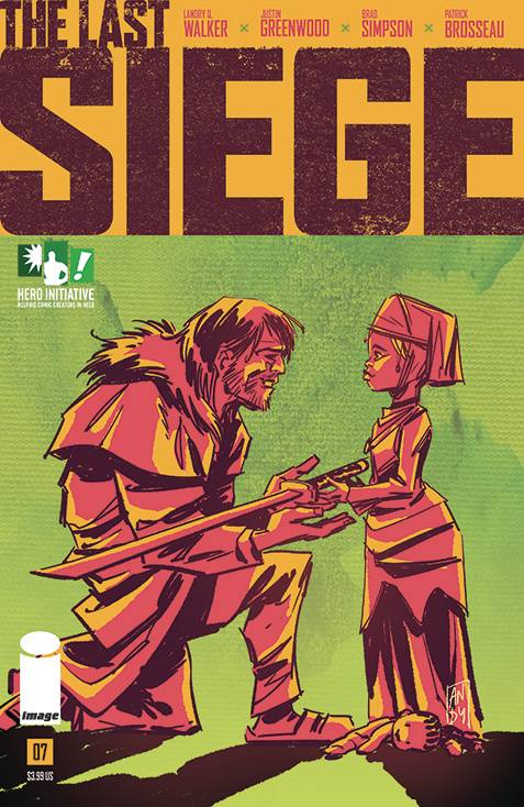 Last Siege #7 CVR B Hero Initiative