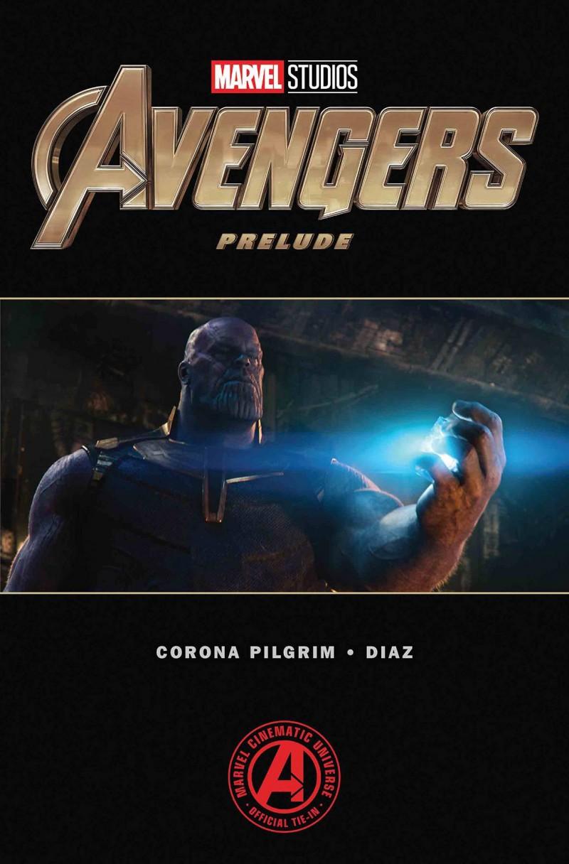 Marvels Avengers Untitled Prelude #1