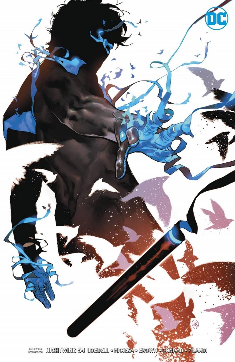 Nightwing V3 #54 CVR B