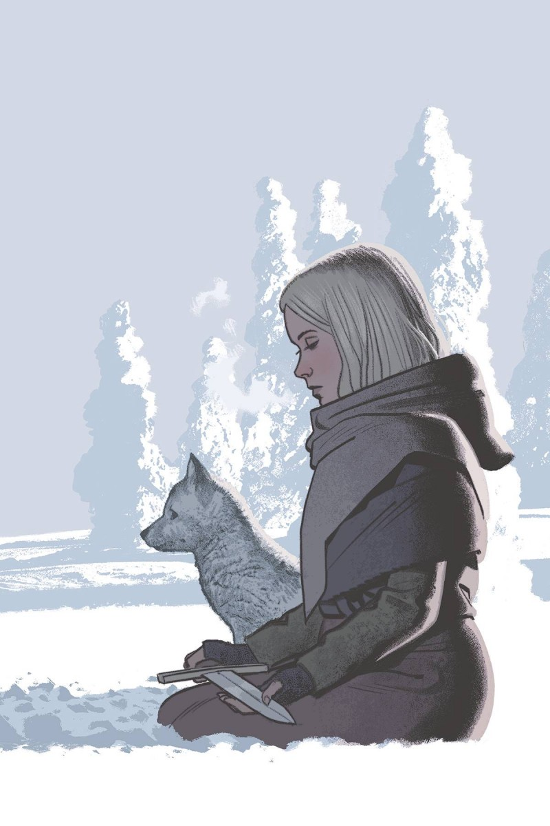 Sword Daughter #4