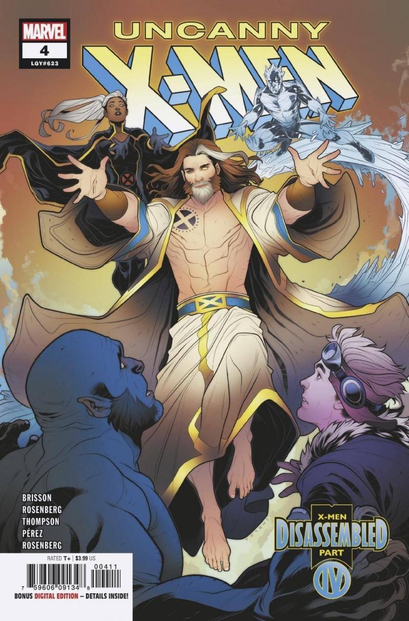 Uncanny X-Men V5 #4