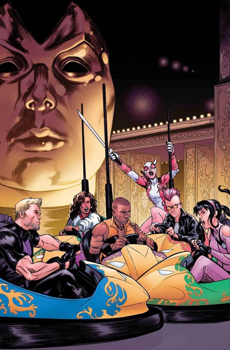 West Coast Avengers V3 #5
