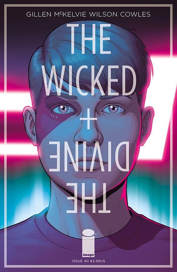 Wicked and Divine #40 CVR A Mckelvie