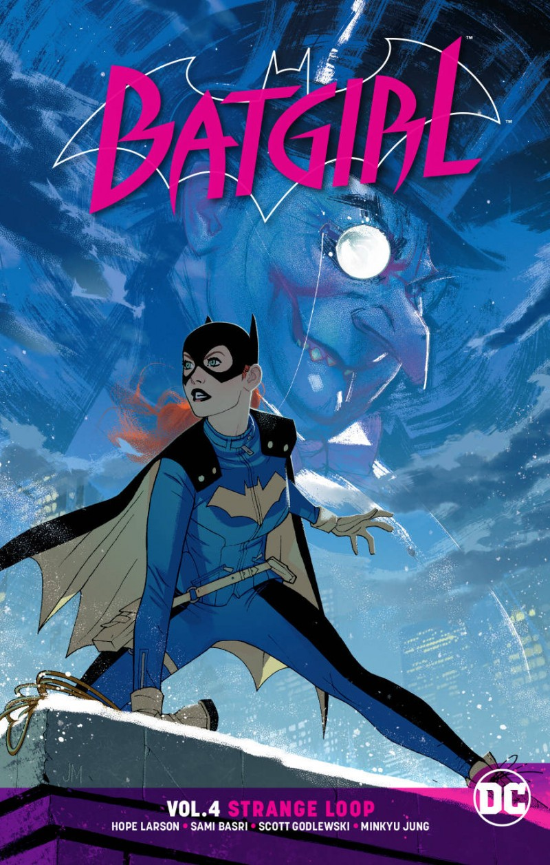 Batgirl TP Rebirth V4 Strange Loop