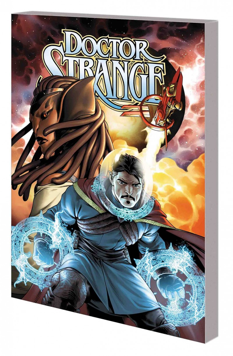 Doctor Strange TP Mark Waid  Across the Universe