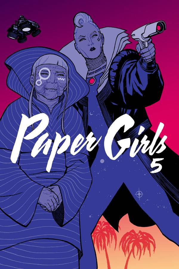 Paper Girls TP