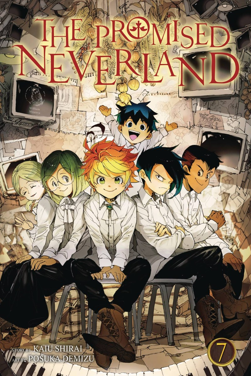 Promised Neverland GN V7