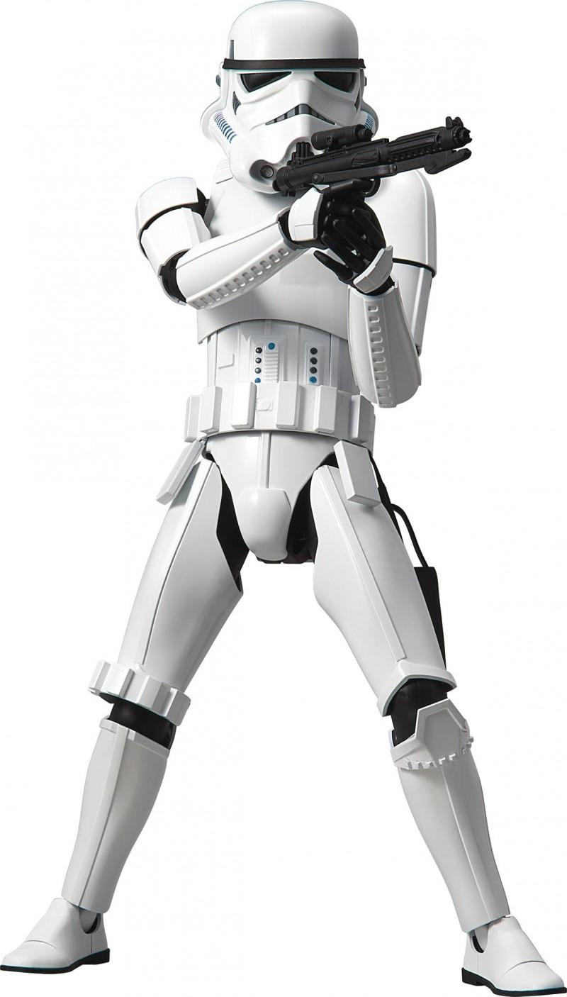 Star Wars Model Kit New Hope Stormtrooper 1/6 Scale