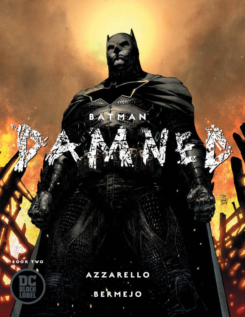 Batman Damned #2 CVR B