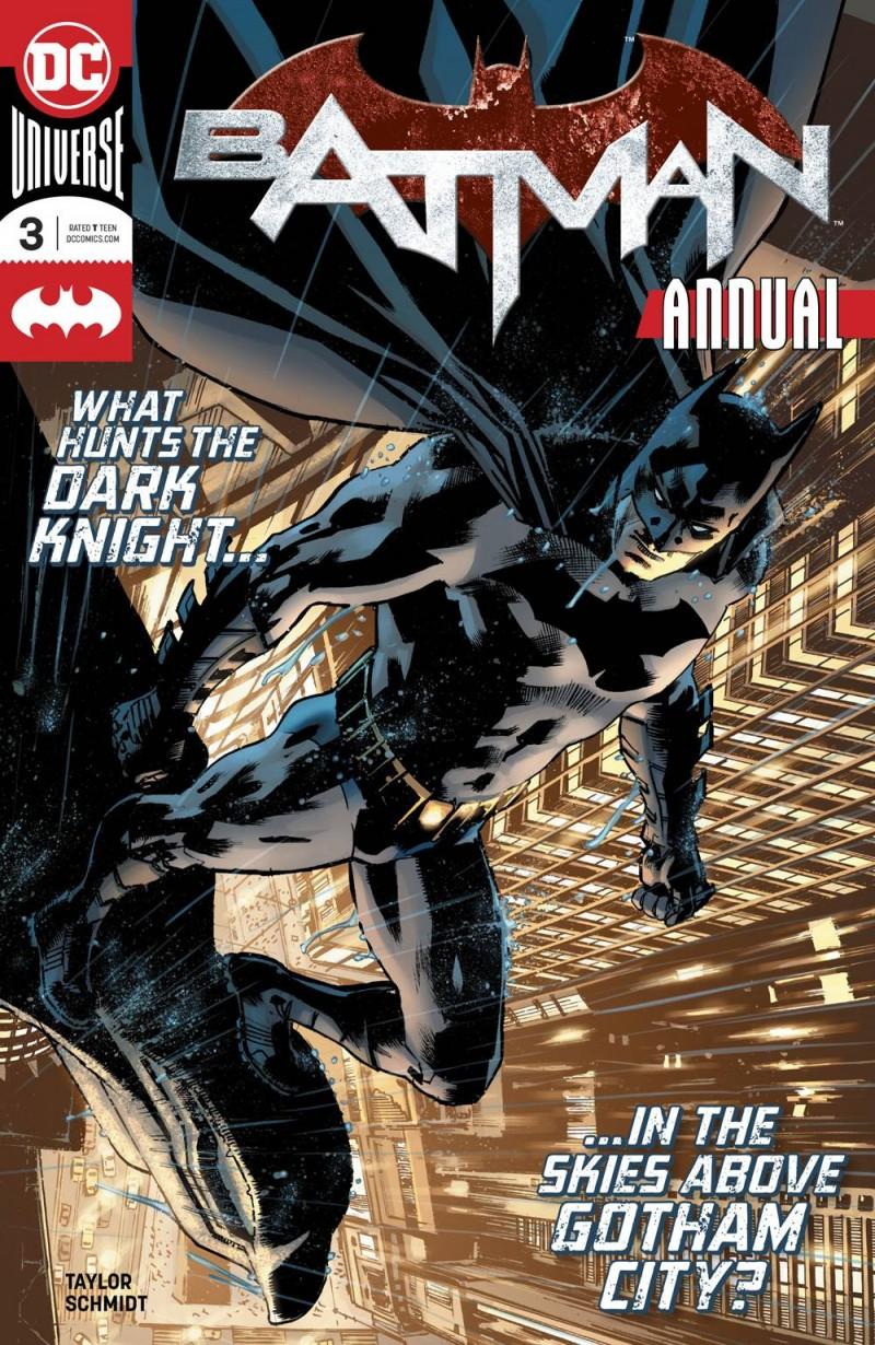 Batman V3 Annual #3