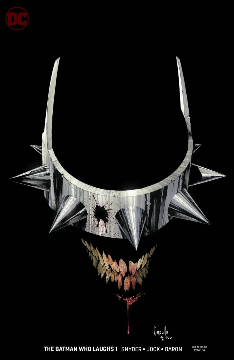 Batman Who Laughs #1 CVR B