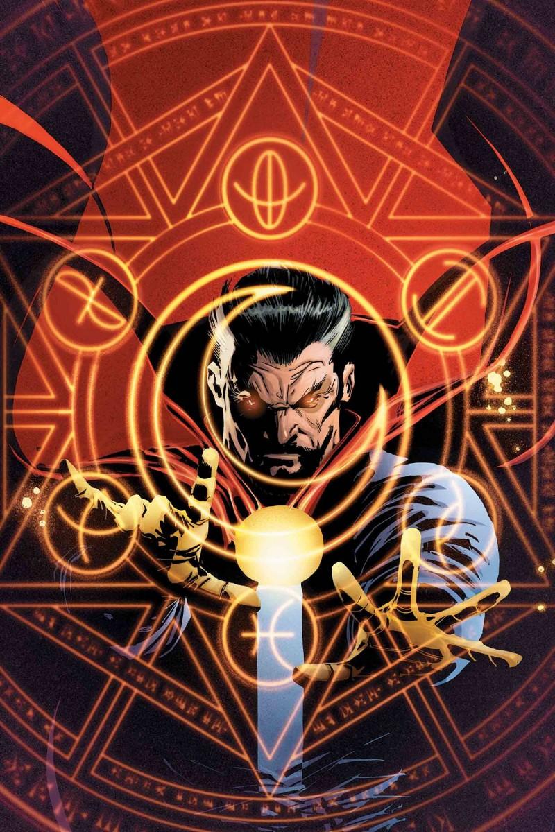 Defenders One-Shot Doctor Strange