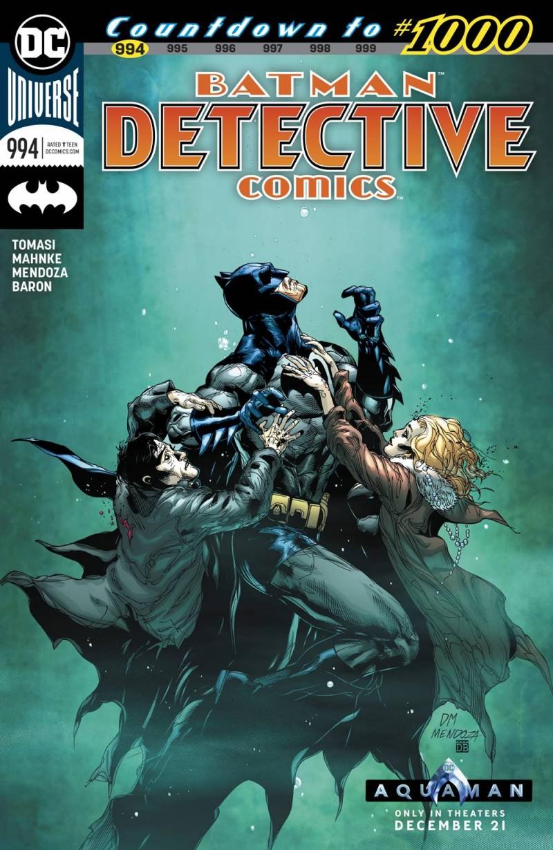 Detective Comics #994 CVR A