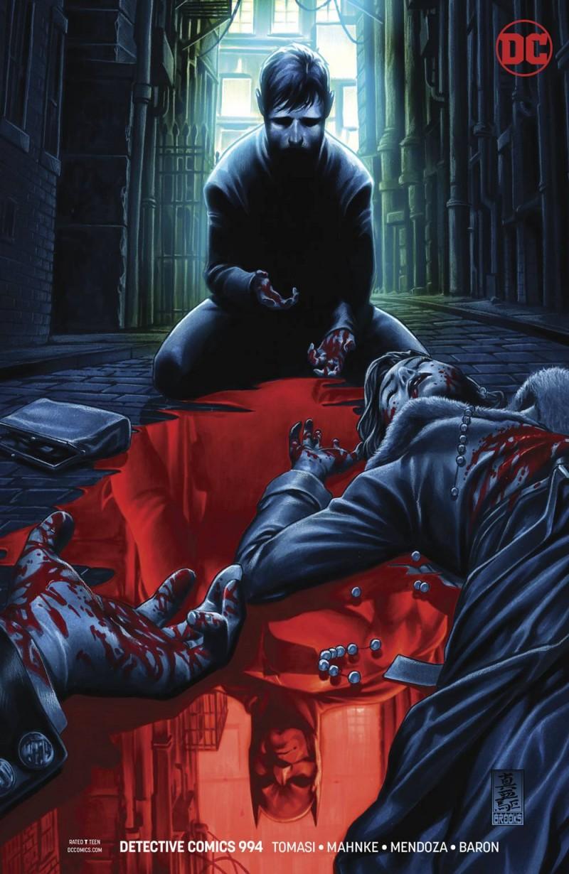 Detective Comics #994 CVR B