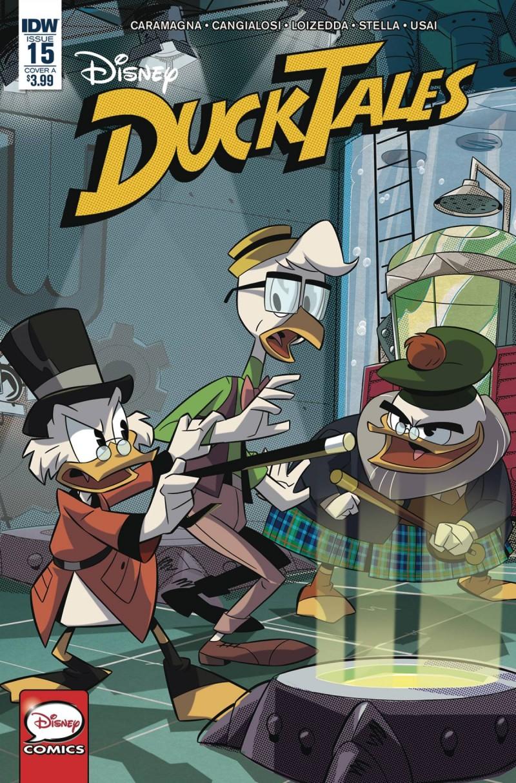 Ducktales #15 CVR A