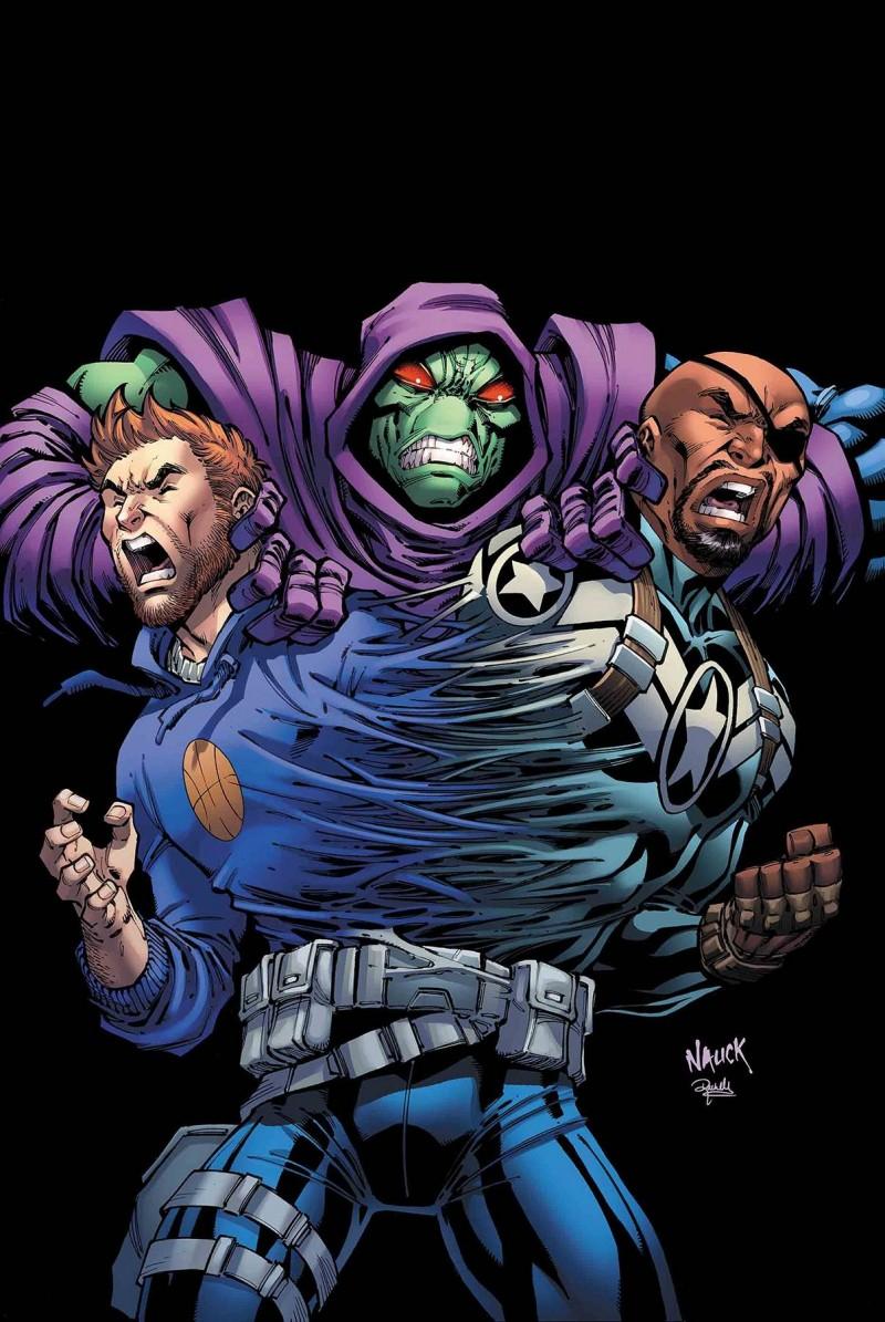 Infinity Wars Sleepwalker #4