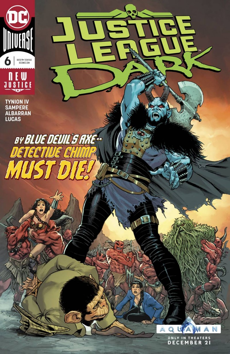 Justice League Dark V2 #6 CVR A