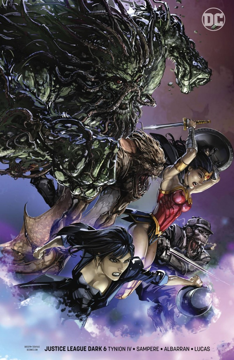 Justice League Dark  #6 CVR B