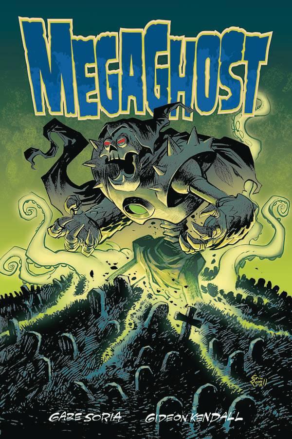 Mega Ghost #1 CVR B Cardstock