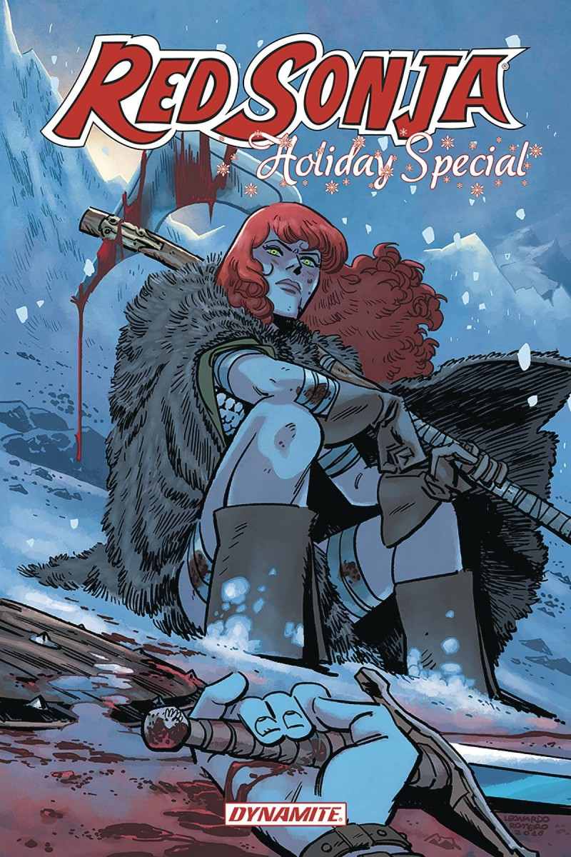 Red Sonja Holiday Special 2018