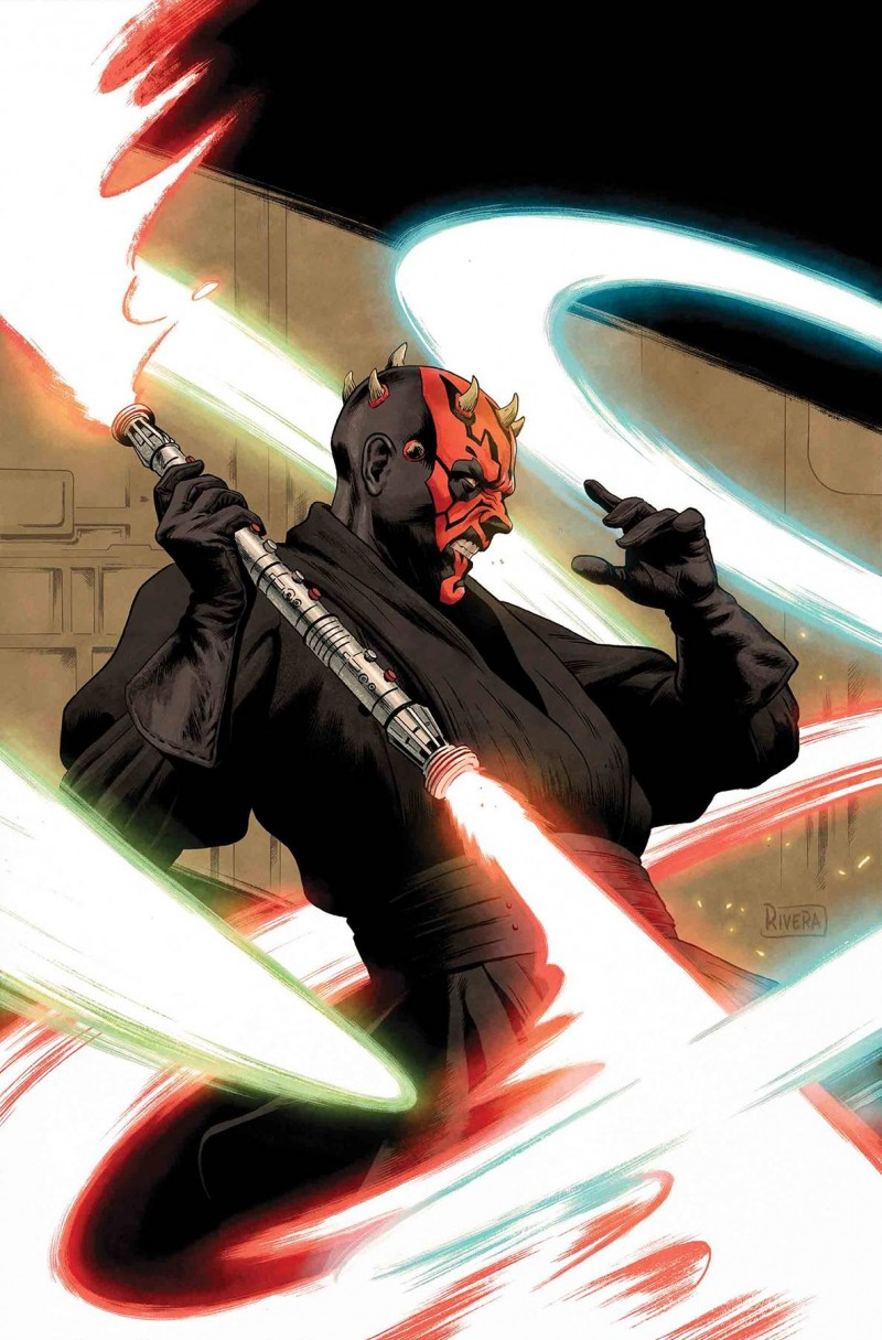 Star Wars Age Republic One-Shot Darth Maul