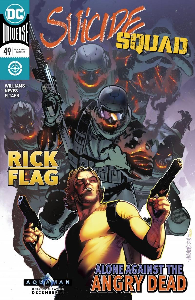 Suicide Squad  #49 CVR A
