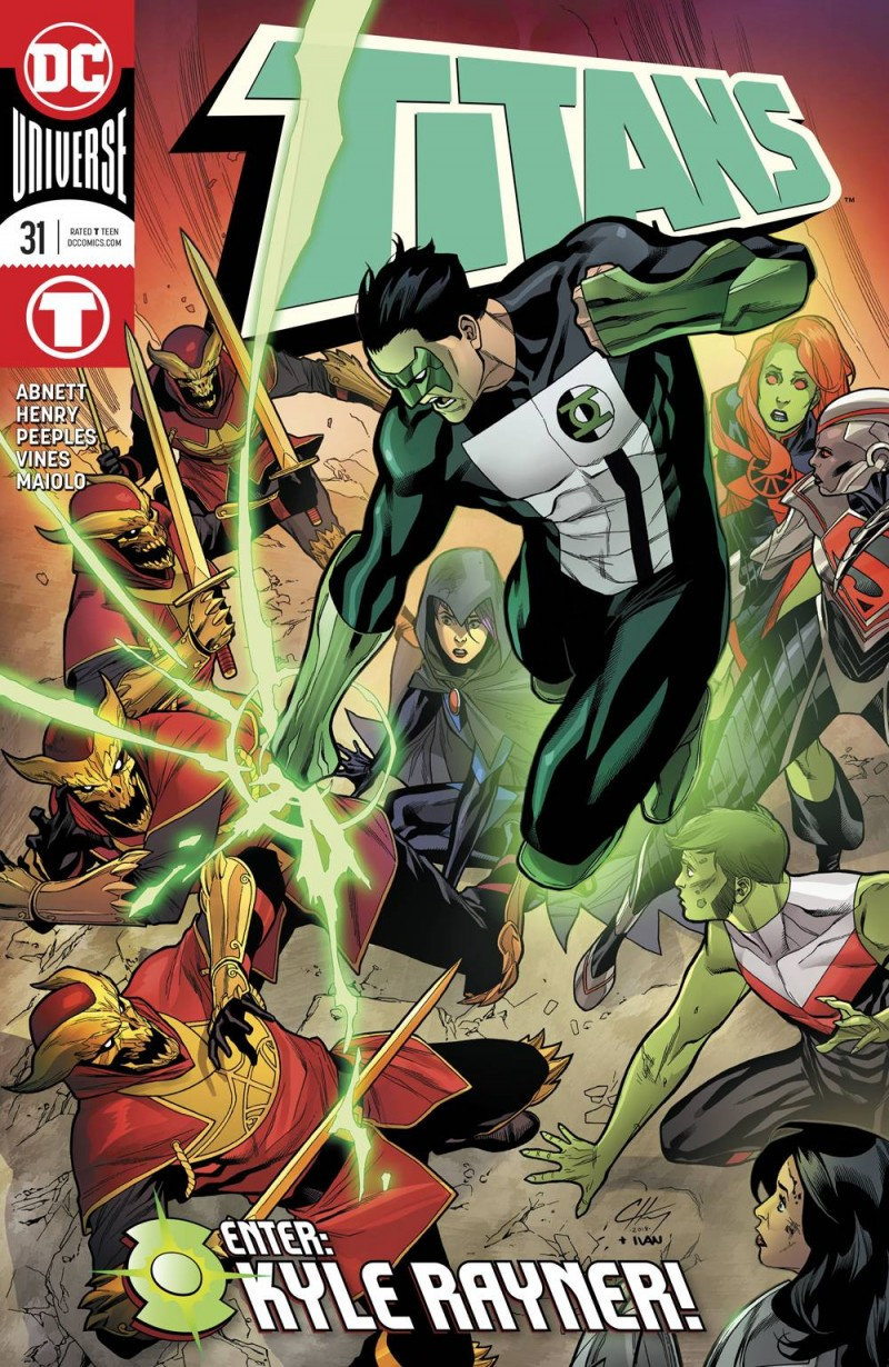 Titans  #31 CVR A
