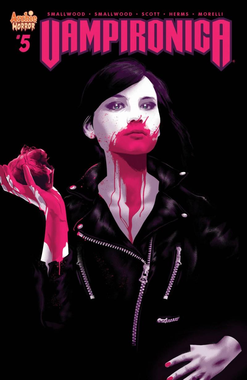 Vampironica #5 CVR C Taylor