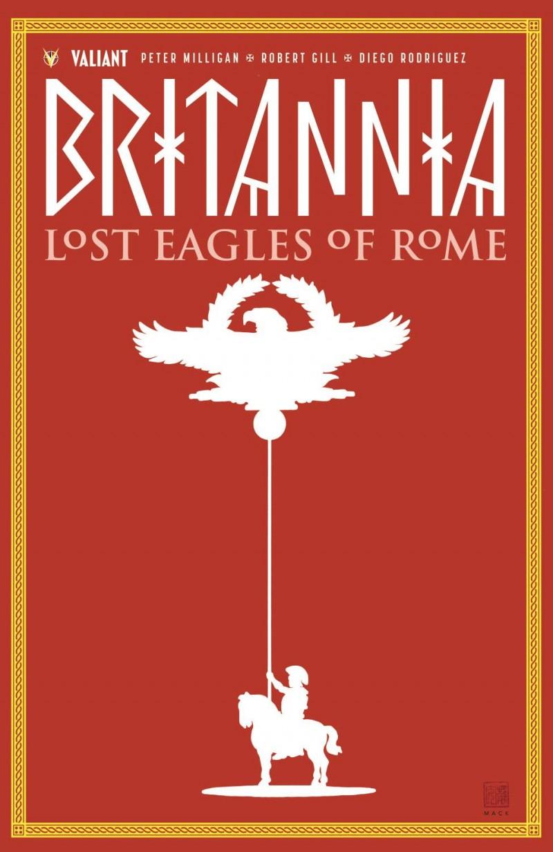 Britannia TP V3 Lost Eagles of Rome