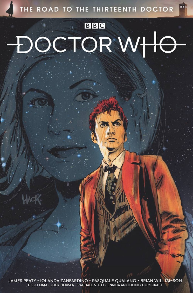 Doctor Who TP Road to the 13th Doctor