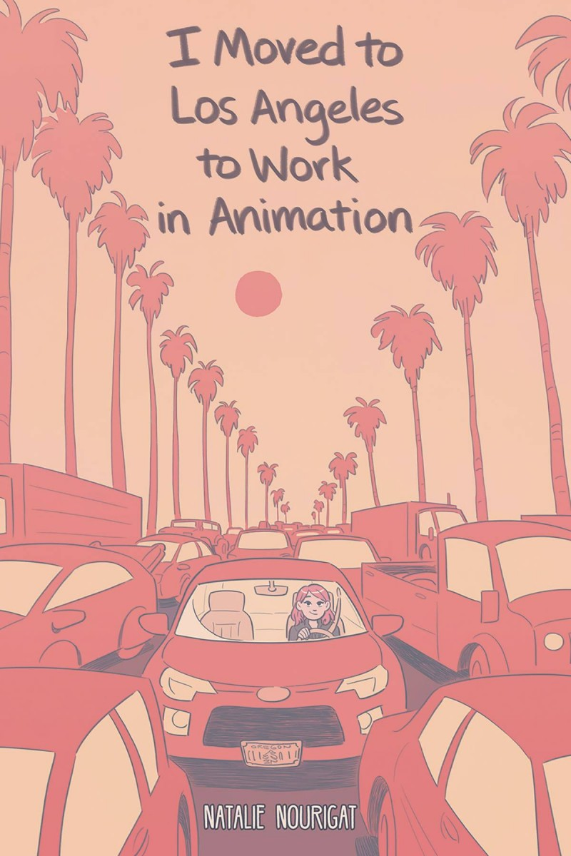 I Moved To Los Angeles Work Animation GN