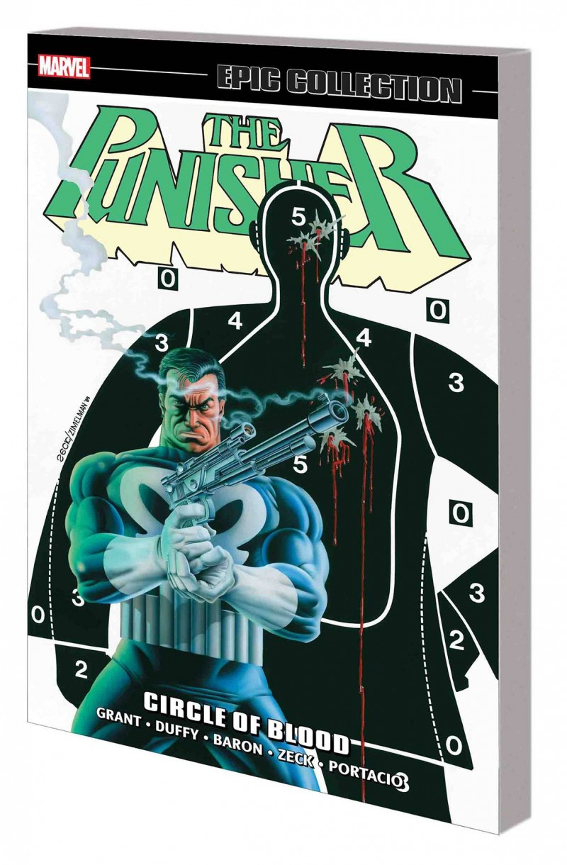 Punisher TP Epic Collection Circle of Blood