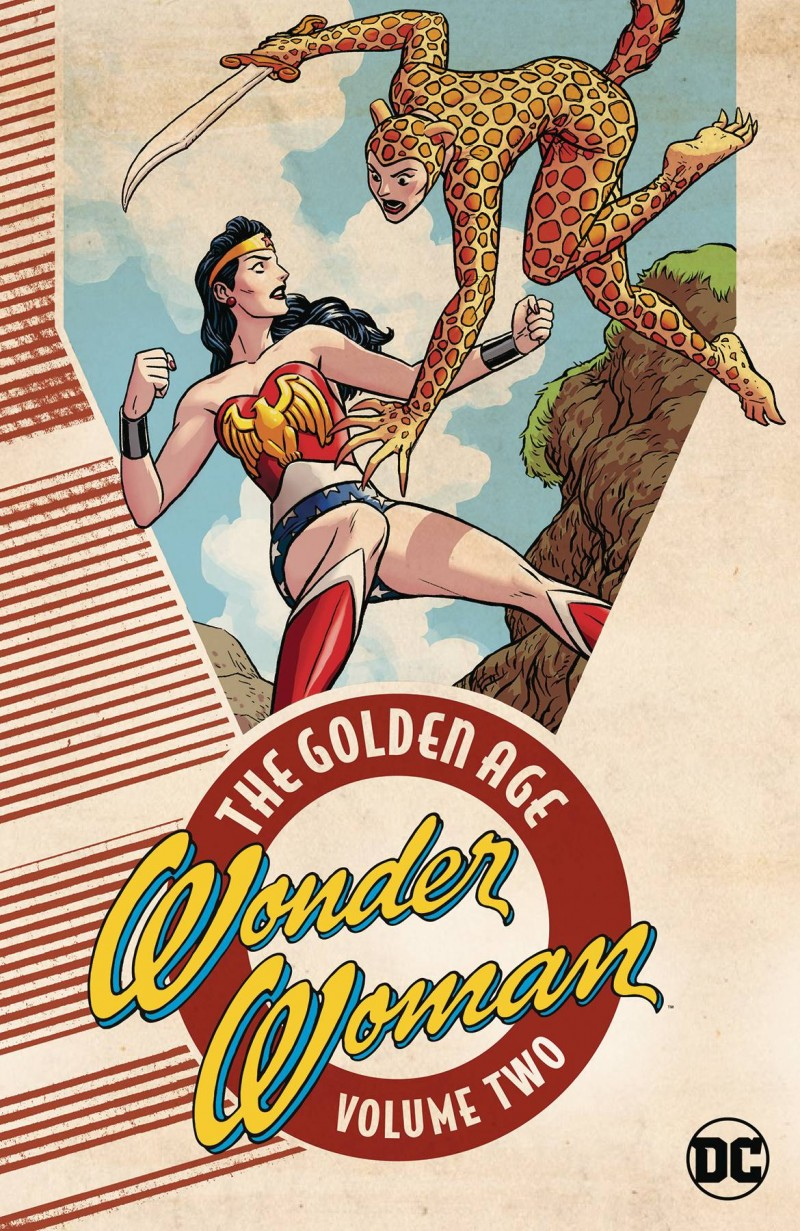 Wonder Woman TP the Golden Age V2