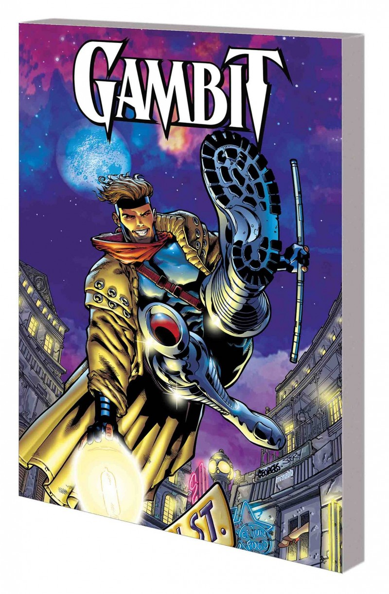 X-Men TP Gambit Complete Collection V2