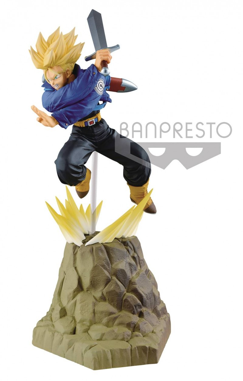 DBZ Absolute Perfection Figure Trunks