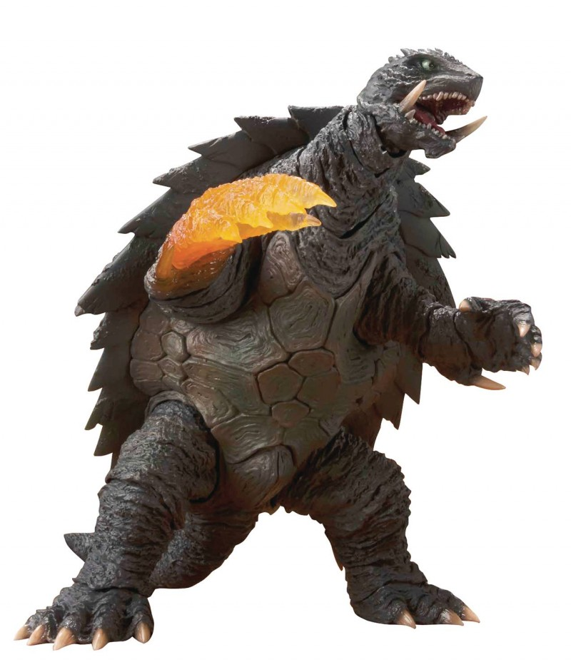 Godzilla SH Monster Arts AF Gamera 1999