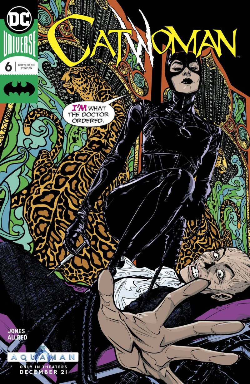 Catwoman  #6 CVR A