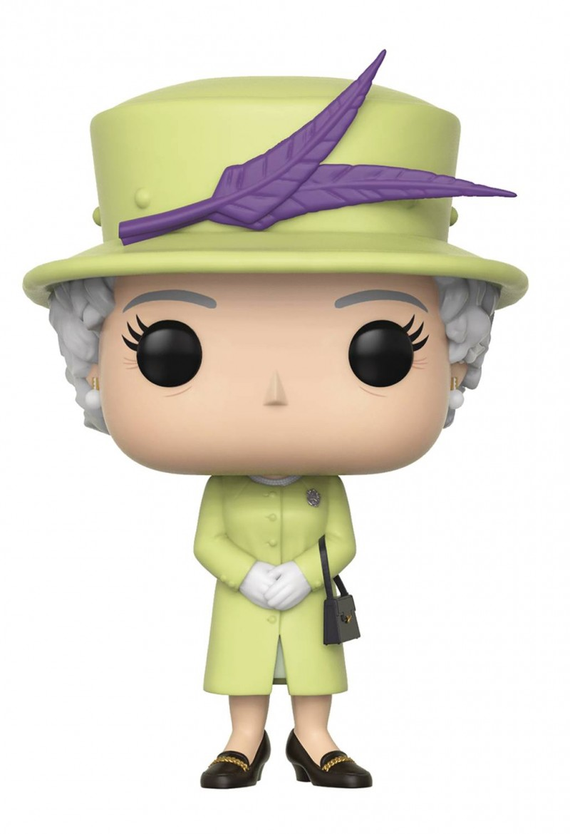 Funko Pop Royal Family Queen Elizabeth II