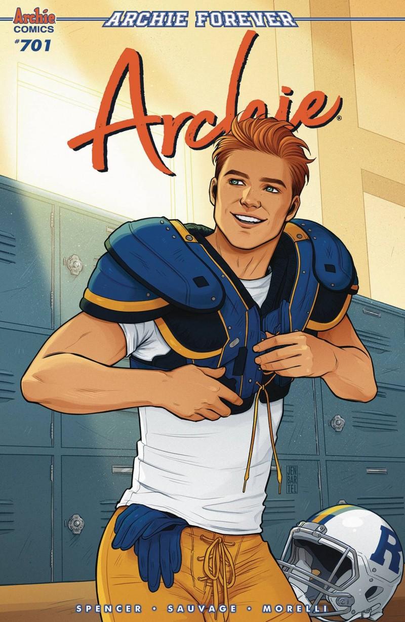 Archie #701 CVR B Bartel