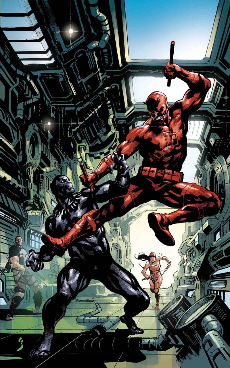 Marvel Knights 20th #5
