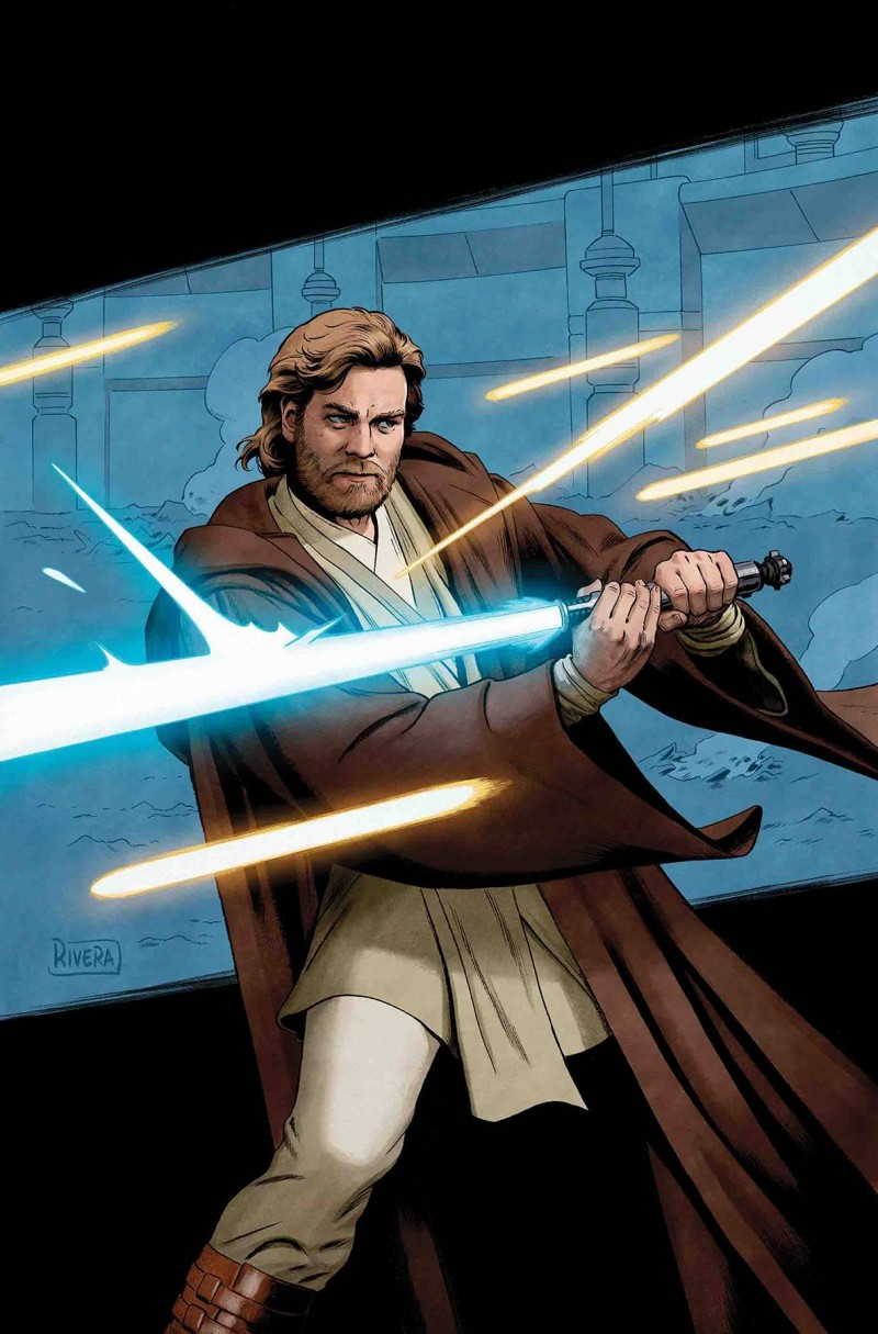 Star Wars Age of Republic One-Shot Obi-Wan Kenobi