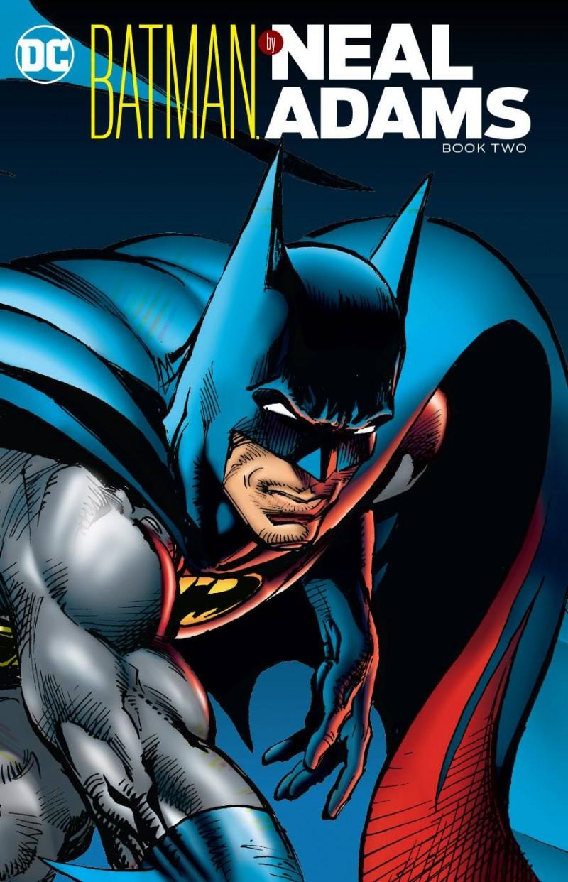 Batman TP Neal Adams V2
