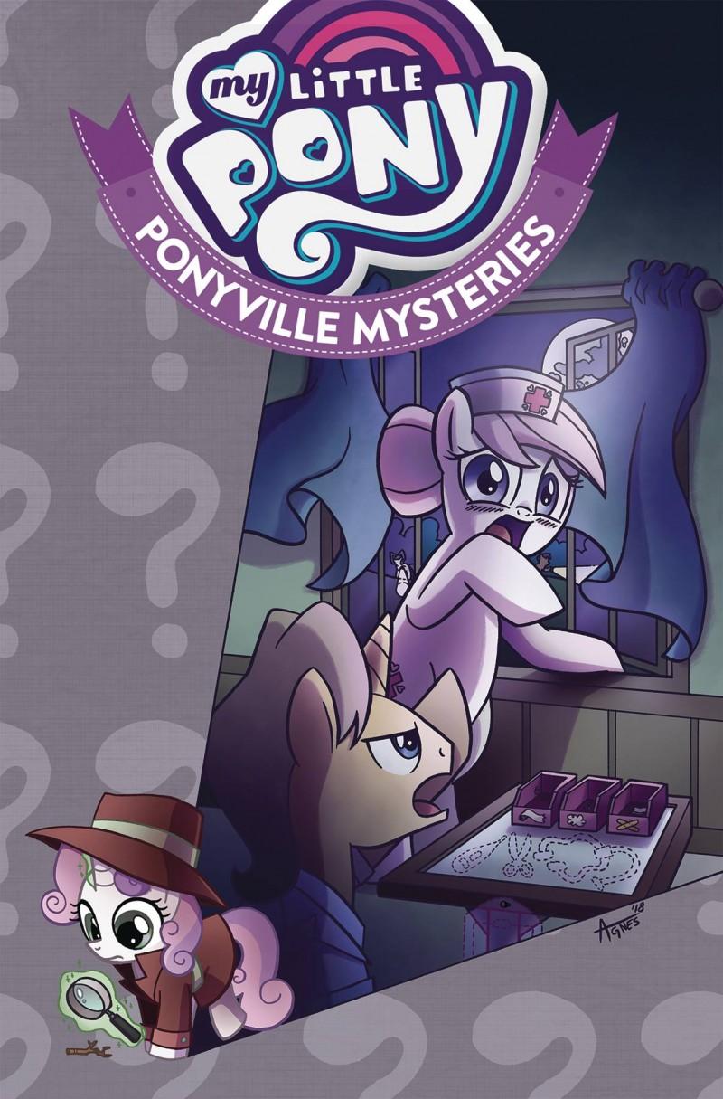 My Little Pony TP Ponyville Mysteries V1