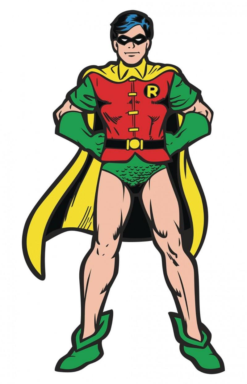 Figpin DC Batman Classic Pin Robin