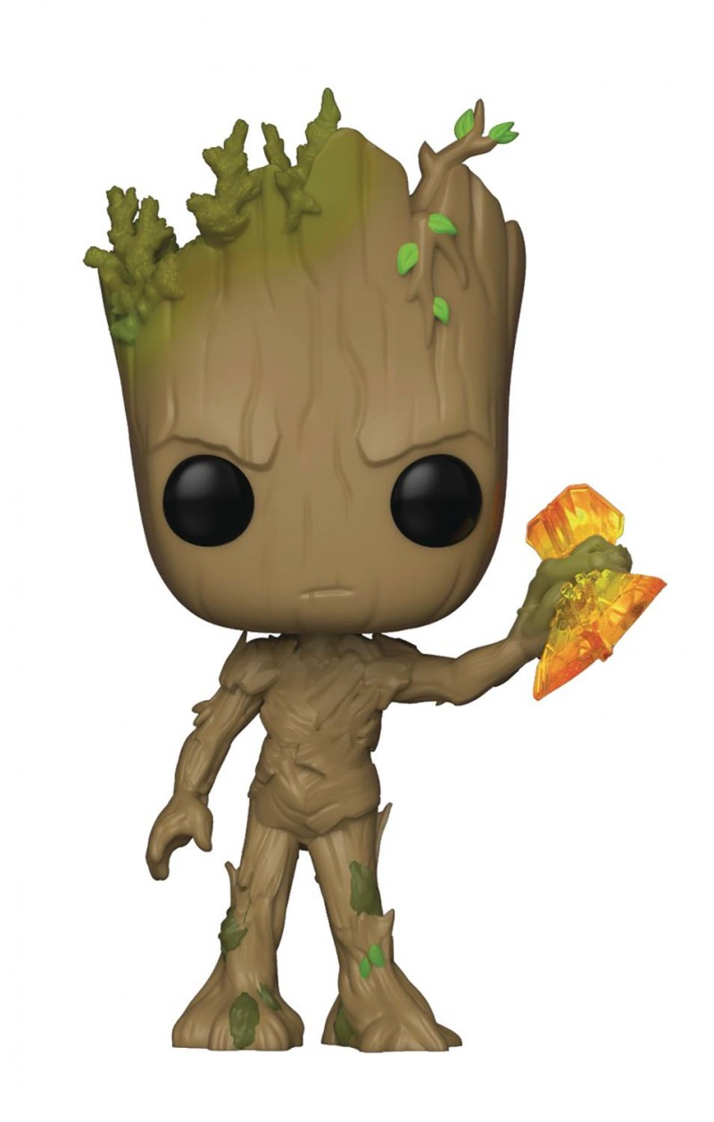 Funko Pop Marvel Infinity War Stormbreaker Groot