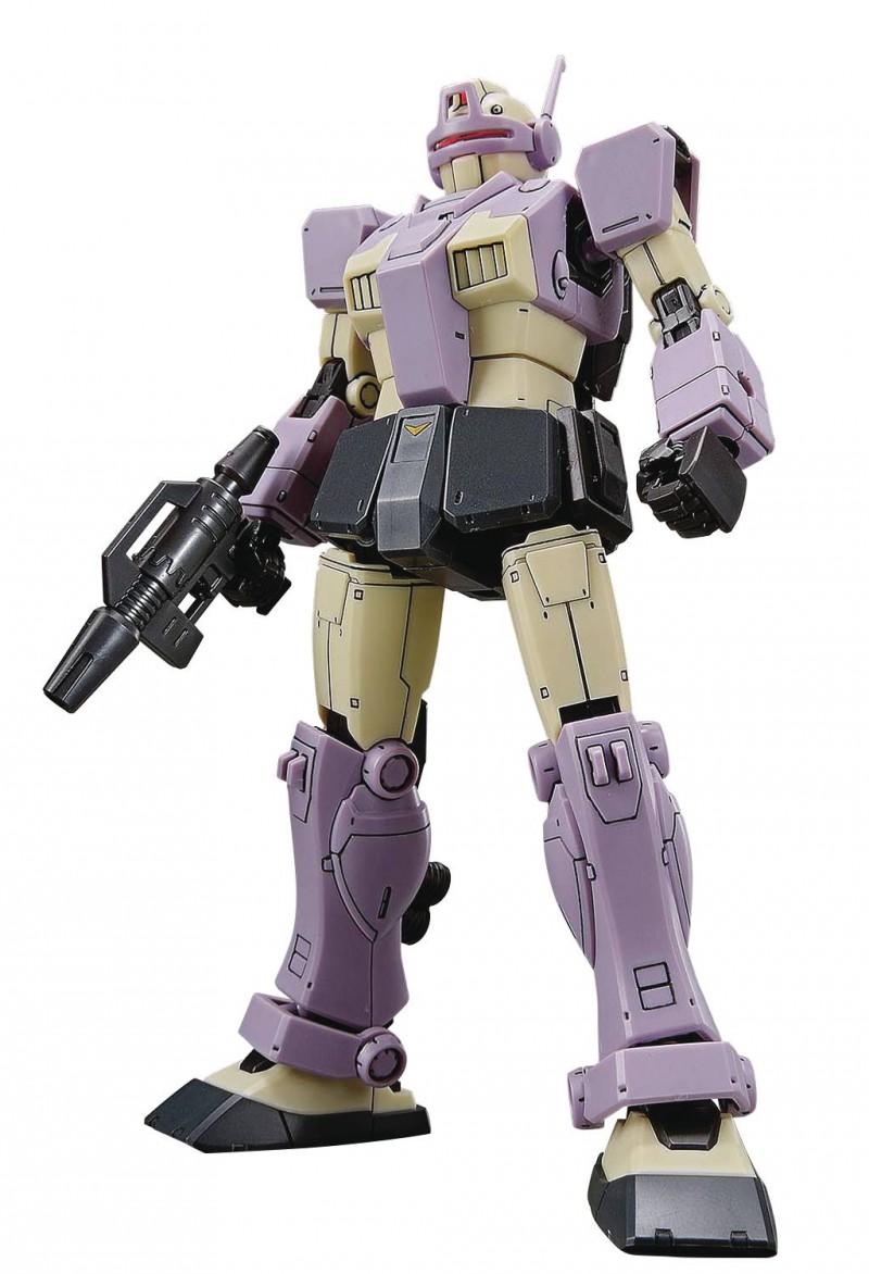 Gundam 1/144 MSV-R 23 Gm Intercept Custom