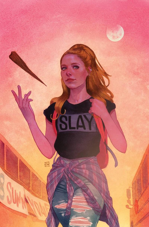 Buffy The Vampire Slayer V7 #1 CVR B Wada