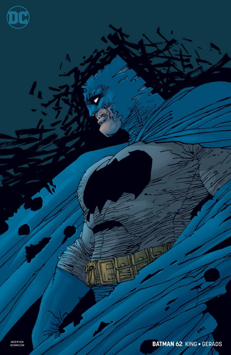 Batman  #62 CVR B